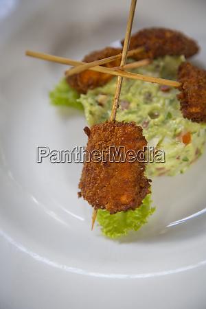 trucha frita fried trout machu picchu