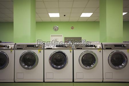 germany hesse darmstadt self service laundry