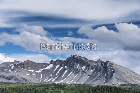 assiniboine provincial park alberta canada