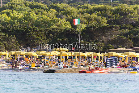 italy sardinia popular beaches stintino