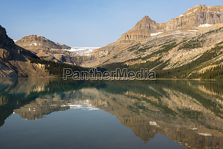 canada alberta jasper national park bow