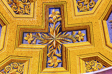 decorations pantheon rome italy rebuilt by