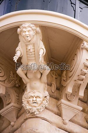 architectural detail malta