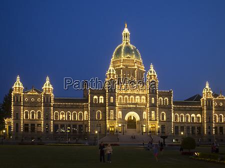 canada british columbia victoria parliament buildings