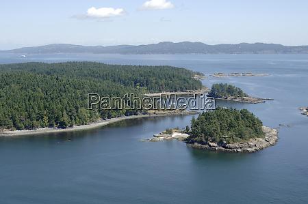 canada british columbia gulf islands portland
