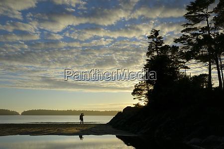 canada british columbia vancouver island man
