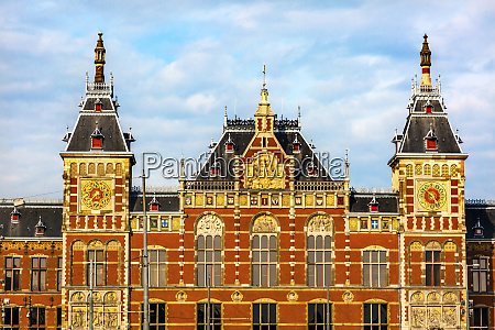 royal palace town hall amsterdam holland