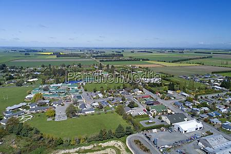 schools methven mid canterbury south island