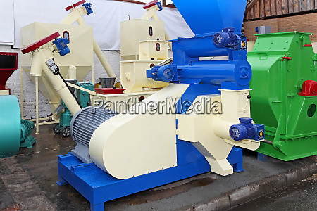biomass production equipment