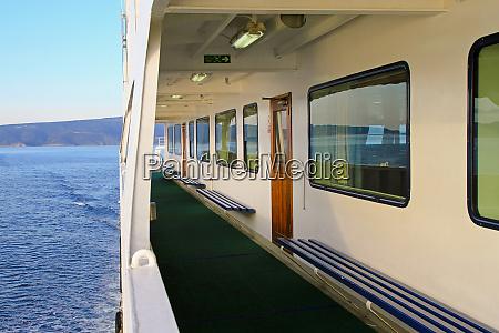 vessel promenade