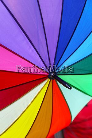 colour parasol