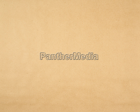 texture of smooth brown kraft wrapping
