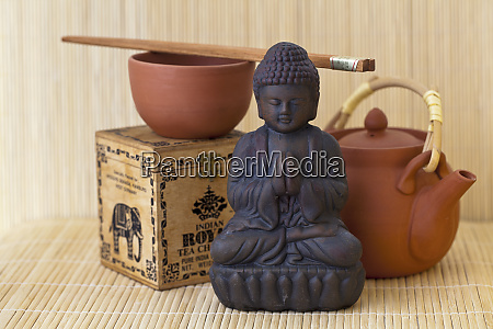 tea, time, still, life, asia, style - 27957796