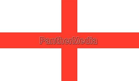 saint george flag of england