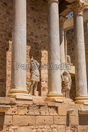 merida roman theater