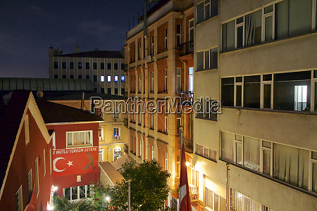 turkey istanbul karakoy district