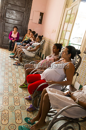 cuba trinidad maternity home or hospital