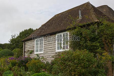 wooden building in sussex england