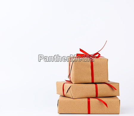 stack, of, gifts, in, boxes, wrapped - 27962535