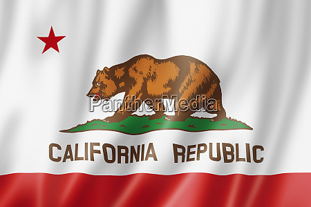 california flag usa