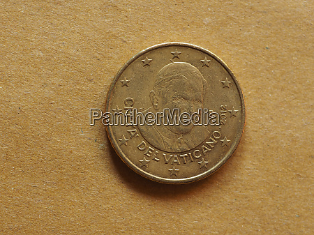 50 cents coin european union