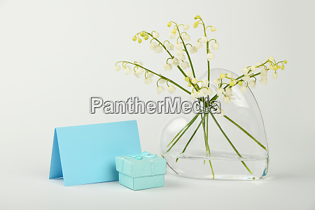 lilly of the valley in heart