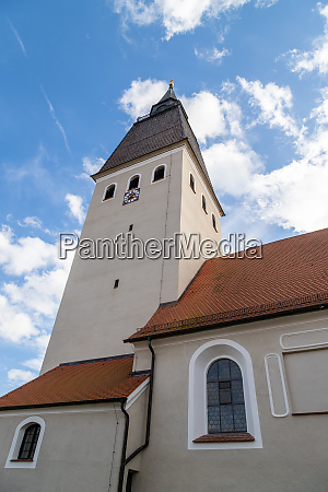 parish church of st lorenz in