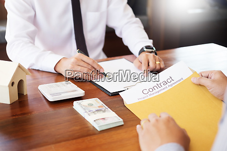business load for buy house concept