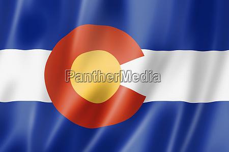 colorado flag usa