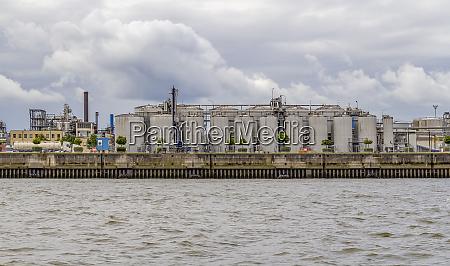 waterside refinery