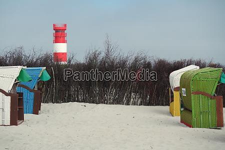 beach on helgoland duene