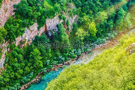 river tara from above