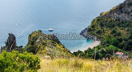 vallone di marcellino or frenchs beach
