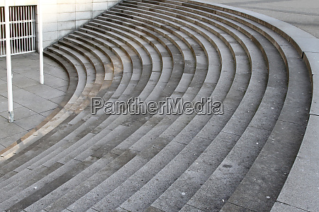 amphitheater stairs
