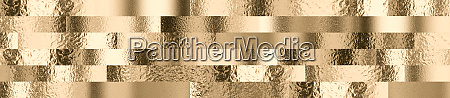 background with different gold colored hammered