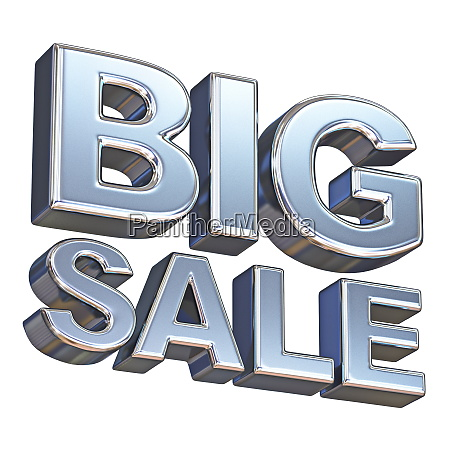 chrome big sale 3d
