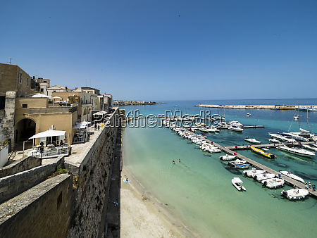 italy province of lecce otranto various