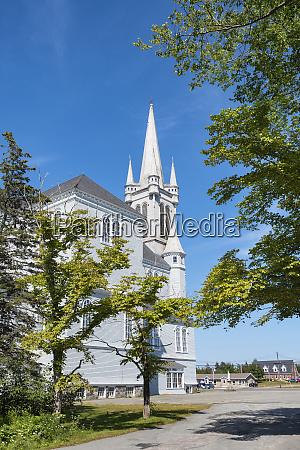 canada nova scotia church point sainte
