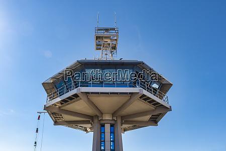 germany schleswig holstein travemuende pilot tower