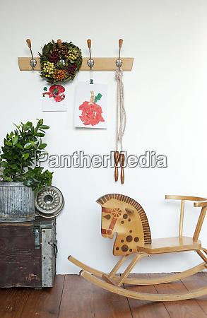 home decoration at advent season