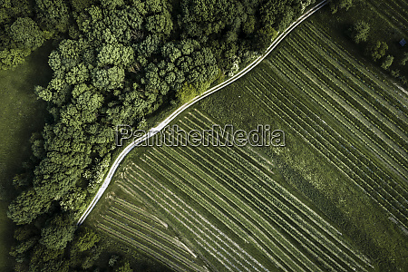austria lower austria aerial view of