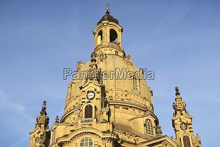 germany dresden dresden frauenkirche