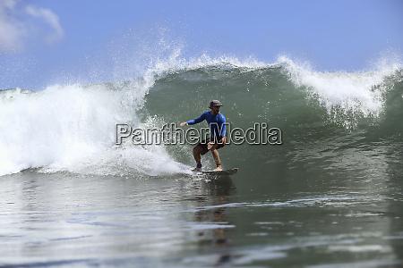 surfer bali indonesia