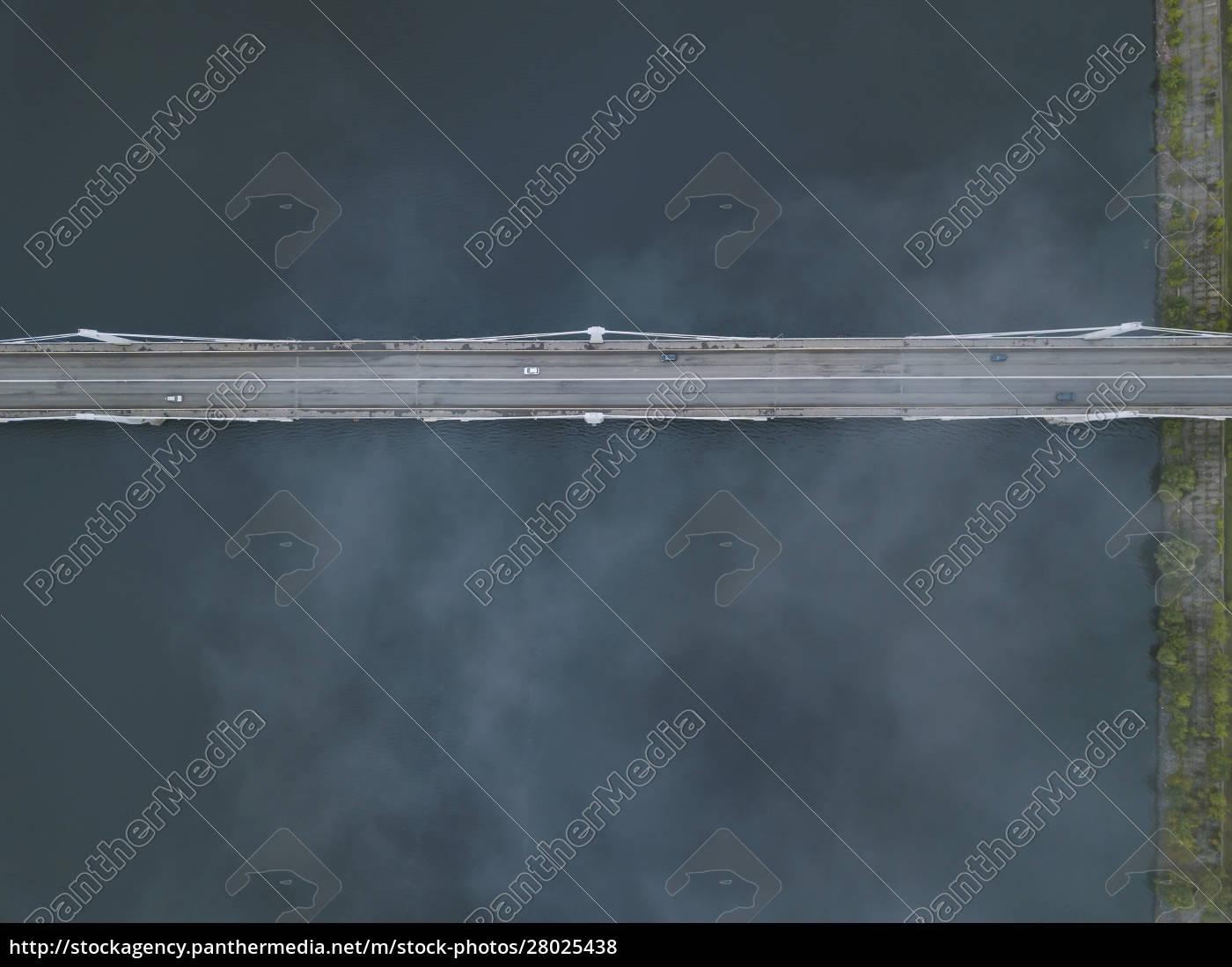 aerial, view, of, bridge, over, volga - 28025438