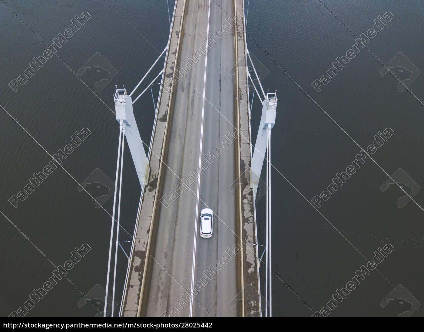 aerial, view, of, bridge, over, volga - 28025442