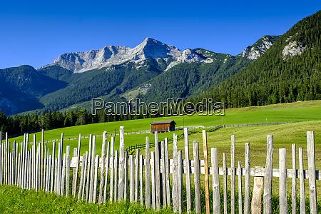 austria tyrol steinberg am rofan simple