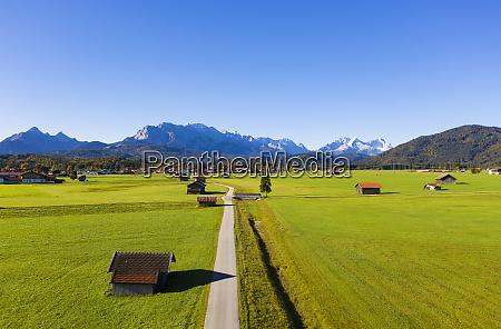 germany bavaria upper bavaria werdenfelser land