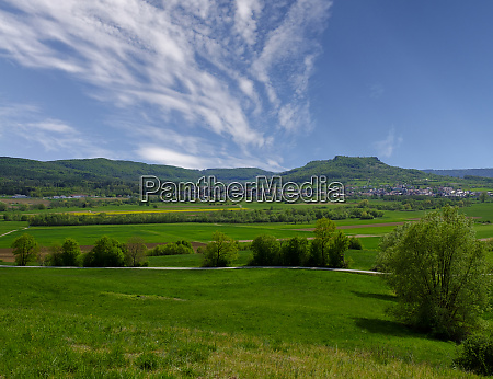 scenic view of green landscape in
