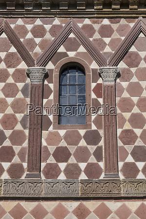 germany hesse lorsch ornate wall of