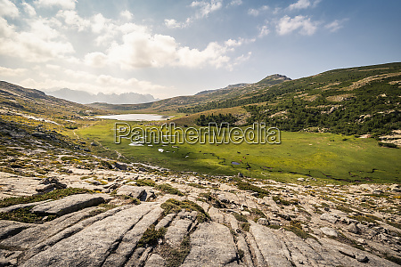 high plateau near lac de nino